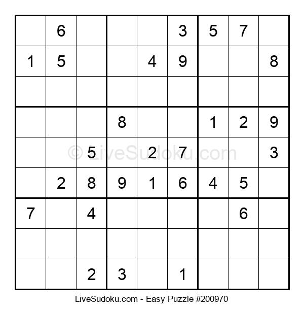 Beginners Puzzle #200970