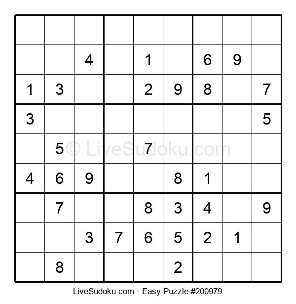 Beginners Puzzle #200979
