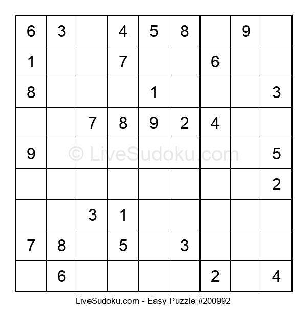 Beginners Puzzle #200992