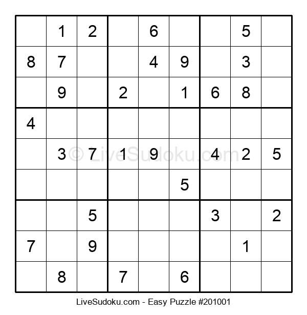 Beginners Puzzle #201001