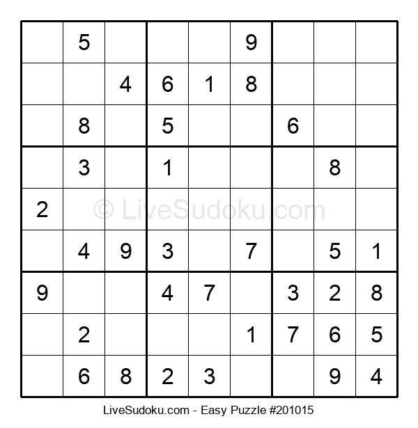 Beginners Puzzle #201015