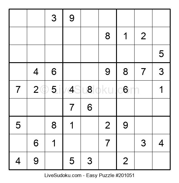 Beginners Puzzle #201051