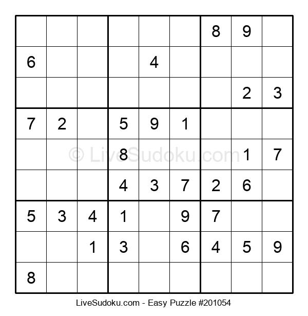Beginners Puzzle #201054