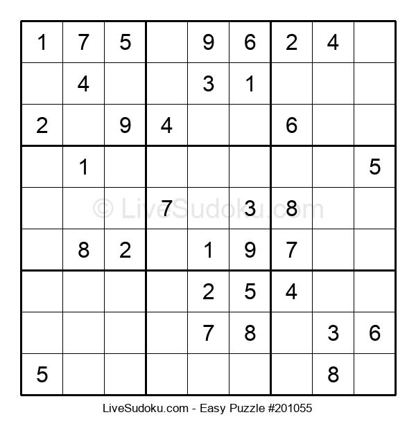 Beginners Puzzle #201055