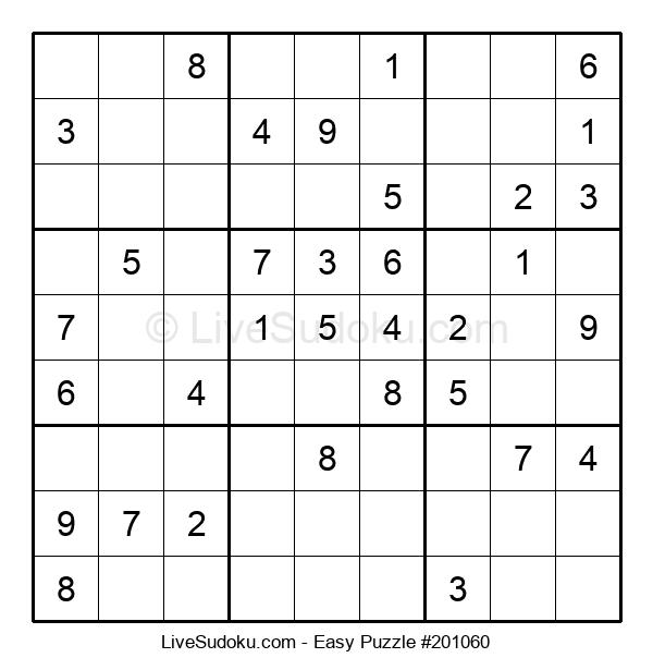 Beginners Puzzle #201060