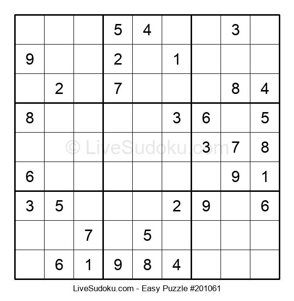Beginners Puzzle #201061