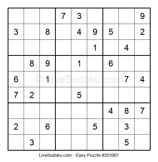 Beginners Puzzle #201067