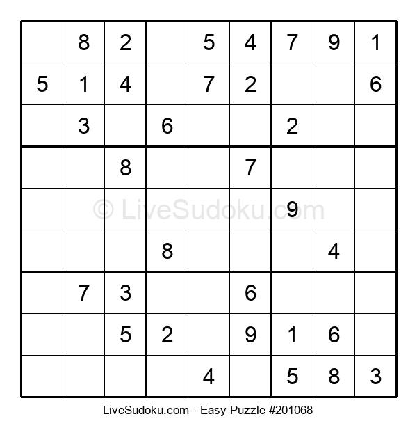 Beginners Puzzle #201068