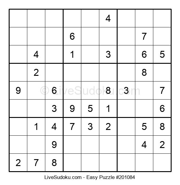 Beginners Puzzle #201084