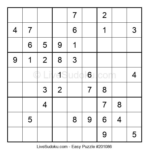 Beginners Puzzle #201086