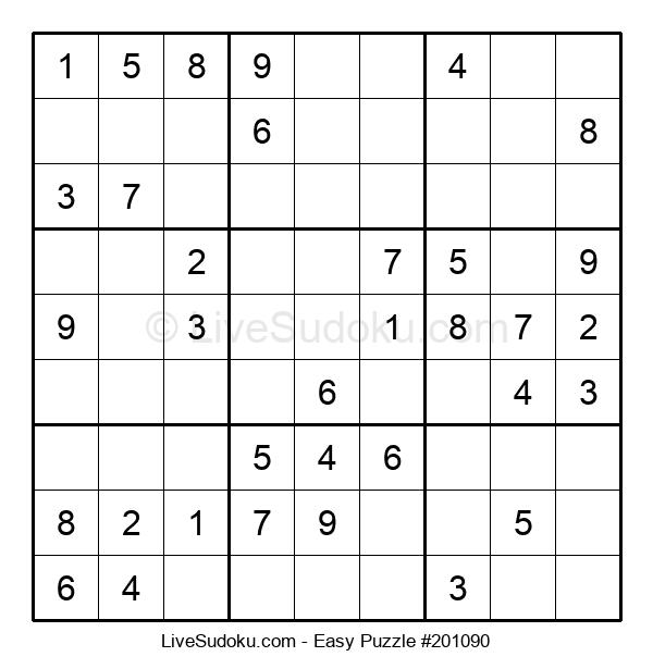 Beginners Puzzle #201090