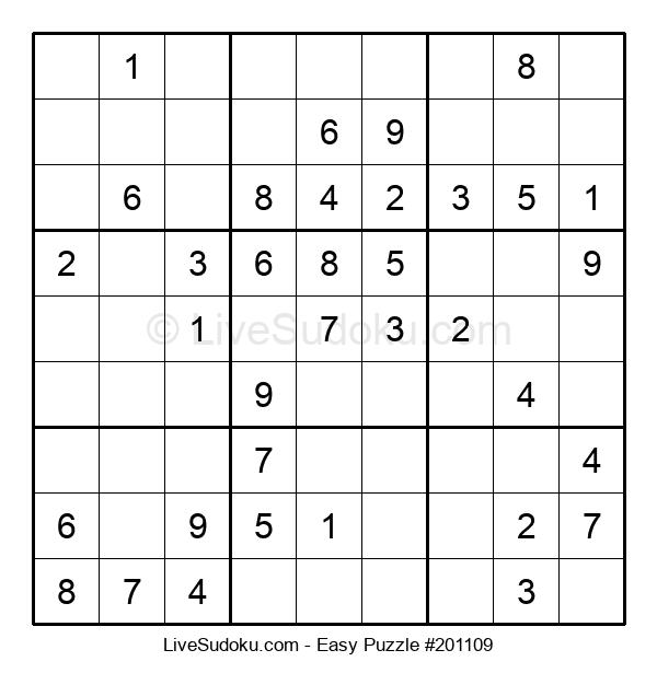 Beginners Puzzle #201109