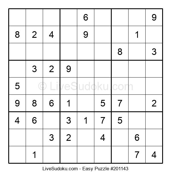 Beginners Puzzle #201143