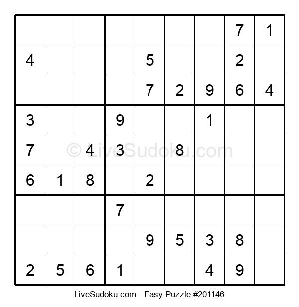 Beginners Puzzle #201146