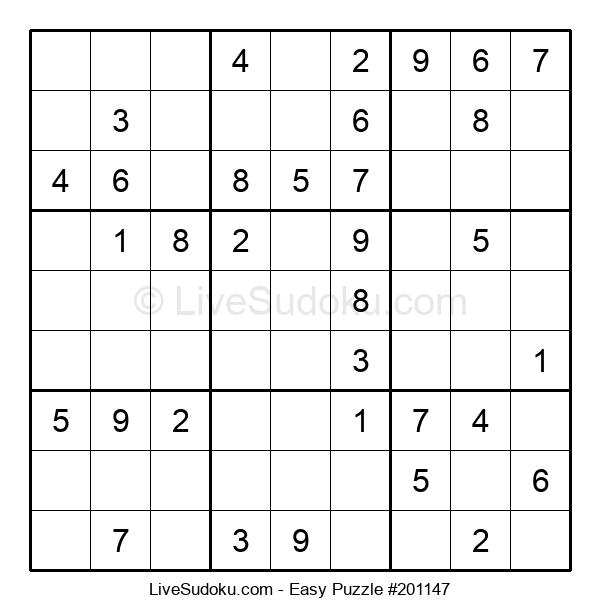 Beginners Puzzle #201147