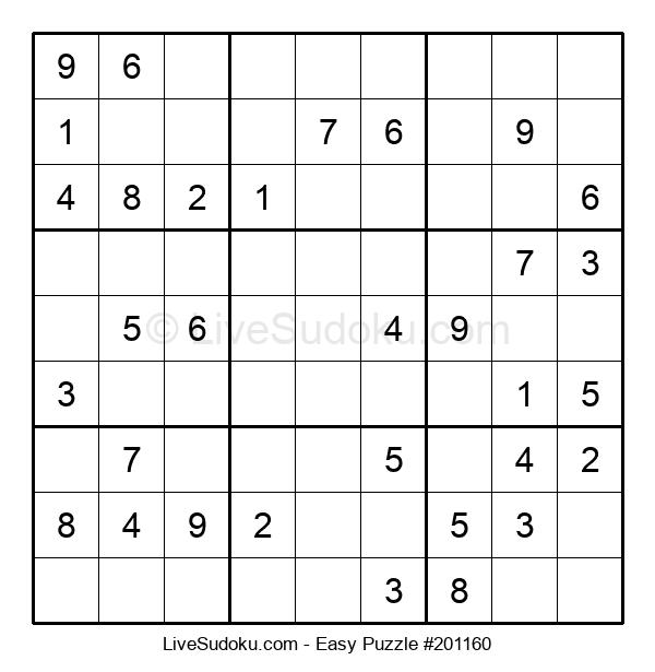 Beginners Puzzle #201160