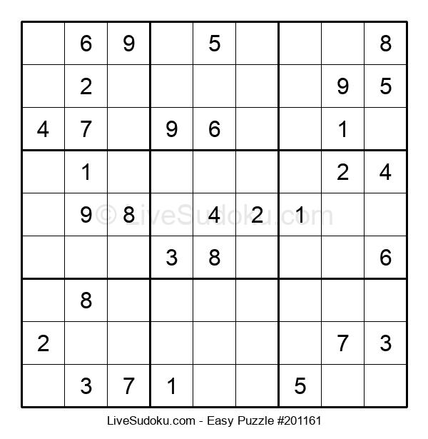 Beginners Puzzle #201161