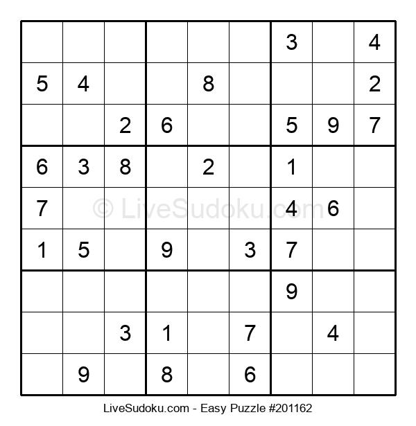 Beginners Puzzle #201162