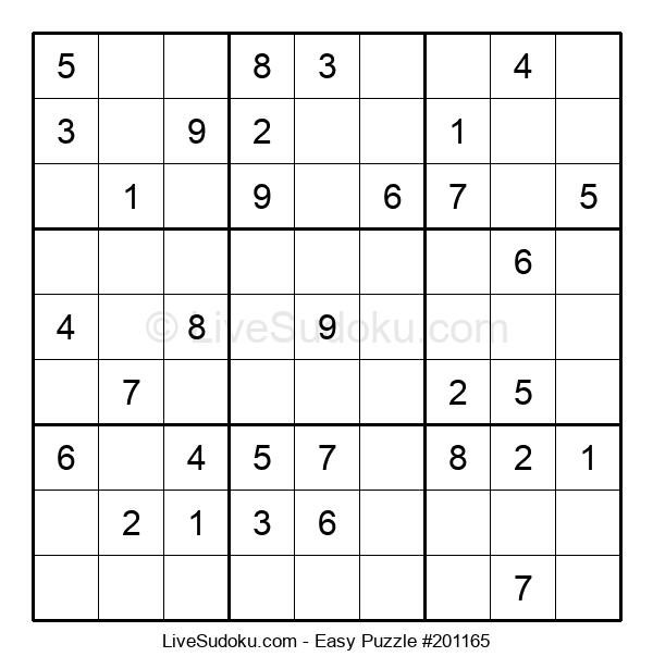 Beginners Puzzle #201165