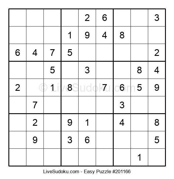 Beginners Puzzle #201166