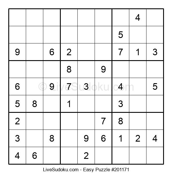 Beginners Puzzle #201171