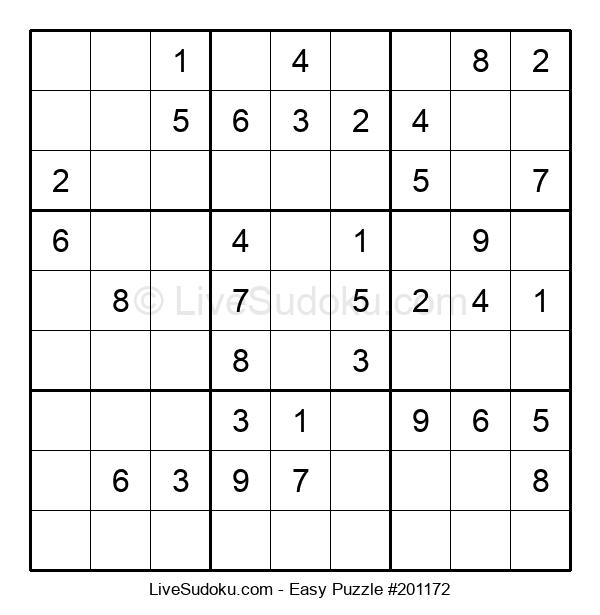 Beginners Puzzle #201172