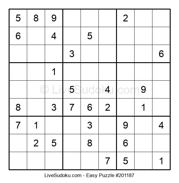Beginners Puzzle #201187