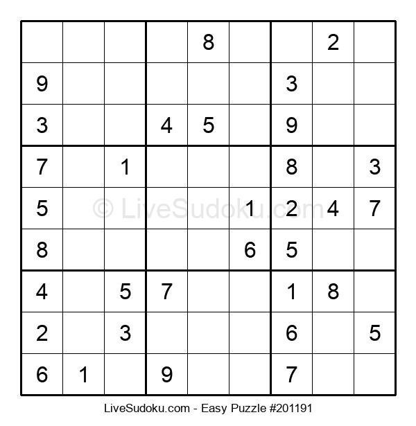 Beginners Puzzle #201191