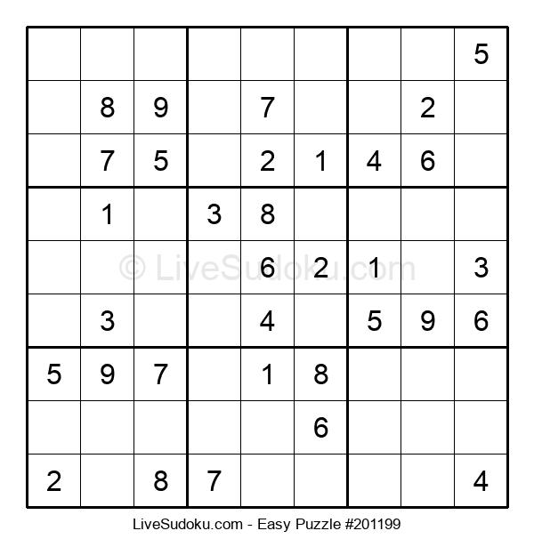 Beginners Puzzle #201199