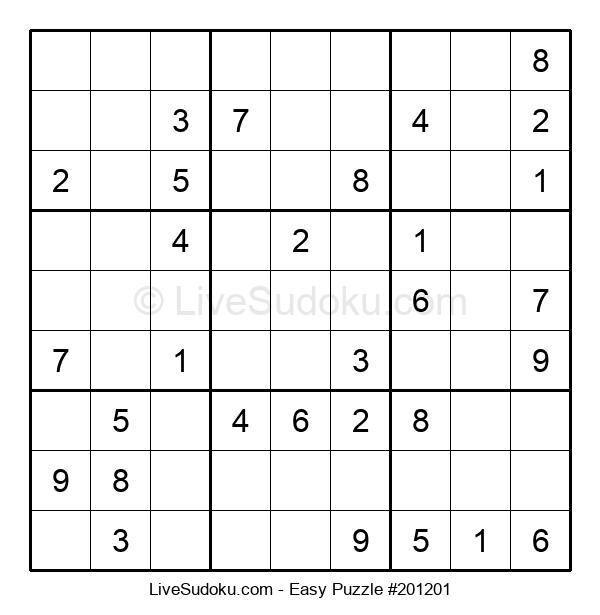 Beginners Puzzle #201201