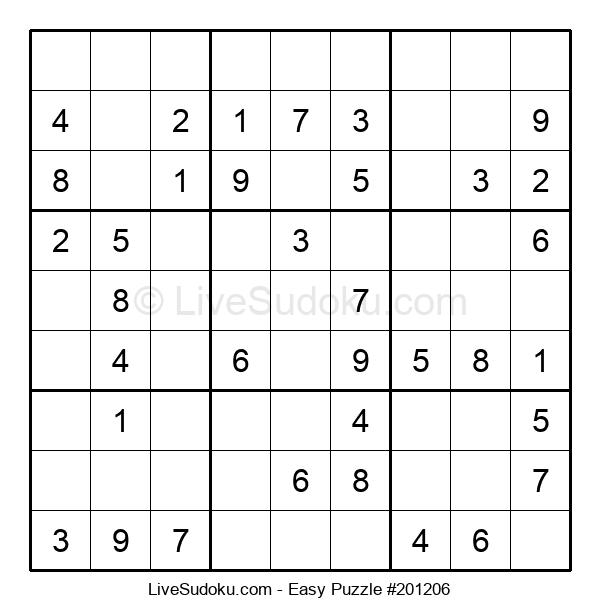 Beginners Puzzle #201206