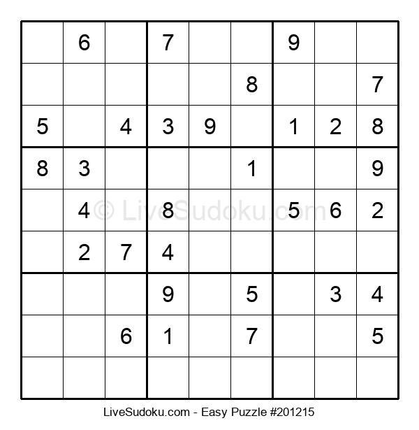 Beginners Puzzle #201215