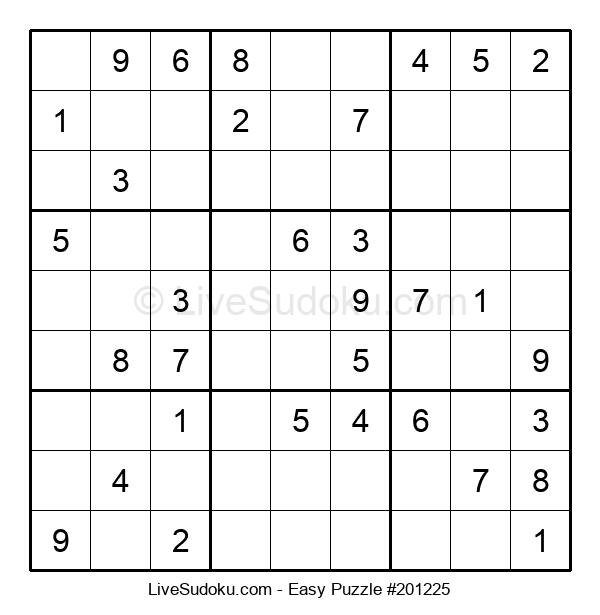 Beginners Puzzle #201225