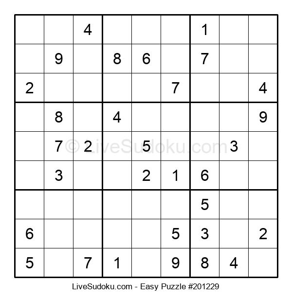 Beginners Puzzle #201229