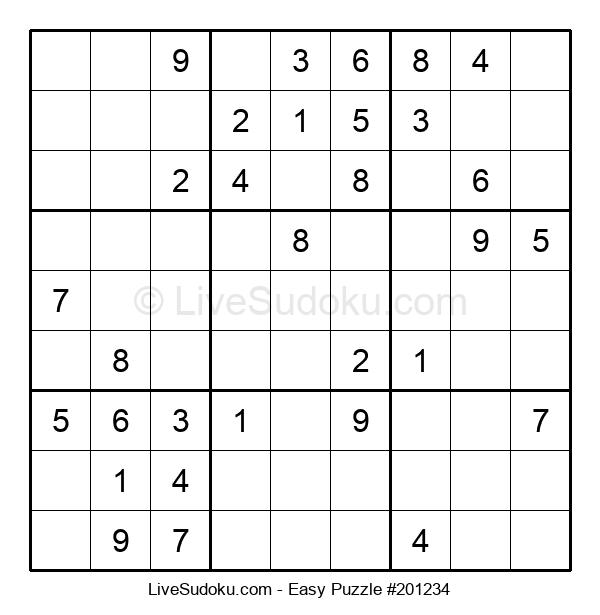 Beginners Puzzle #201234