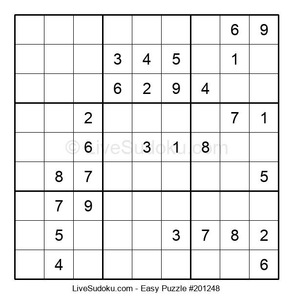 Beginners Puzzle #201248