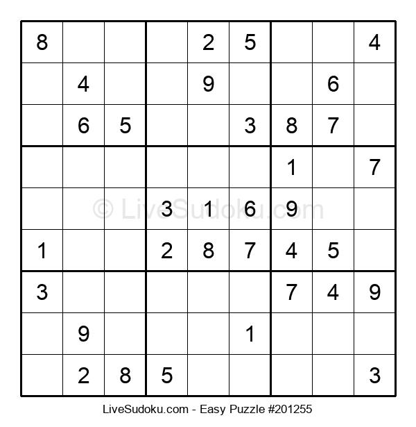 Beginners Puzzle #201255