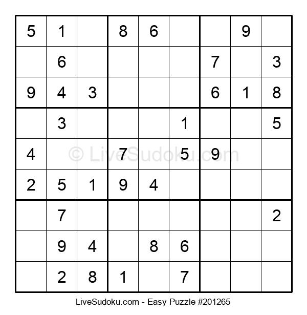 Beginners Puzzle #201265