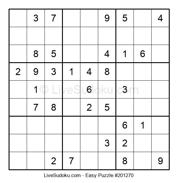 Beginners Puzzle #201270