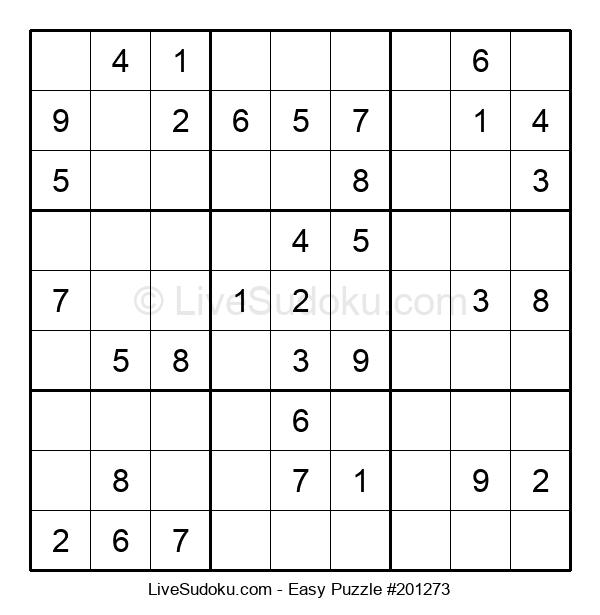 Beginners Puzzle #201273