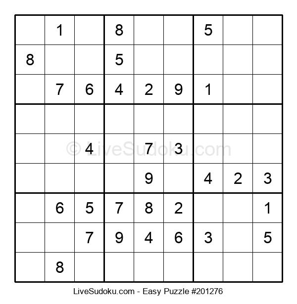 Beginners Puzzle #201276
