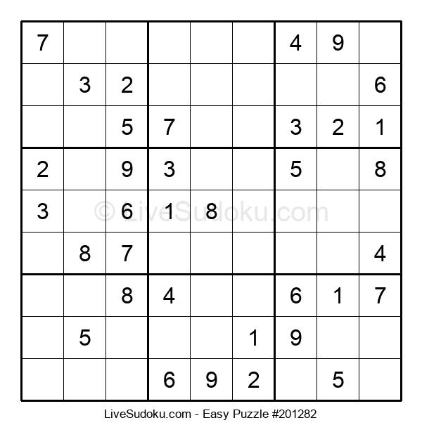 Beginners Puzzle #201282
