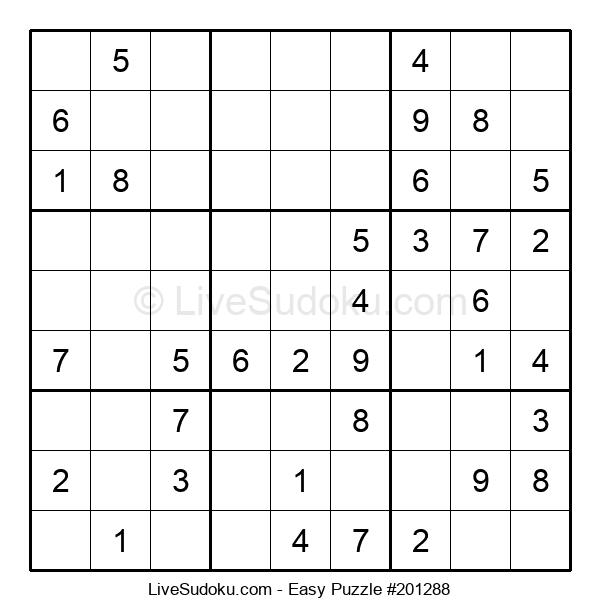Beginners Puzzle #201288