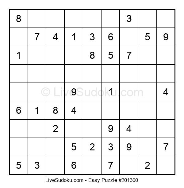 Beginners Puzzle #201300