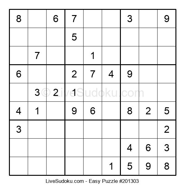 Beginners Puzzle #201303