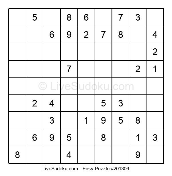 Beginners Puzzle #201306