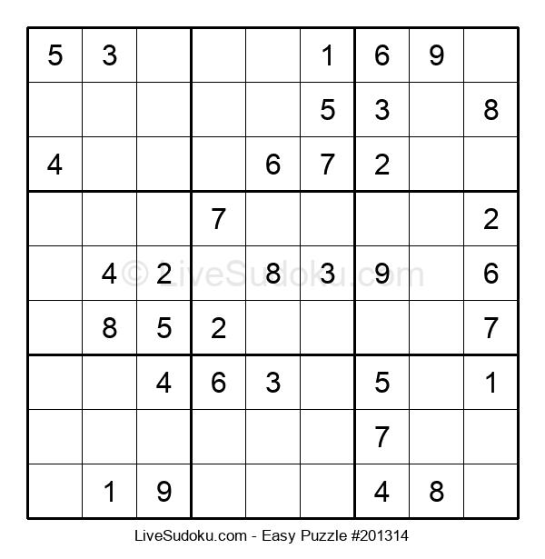 Beginners Puzzle #201314