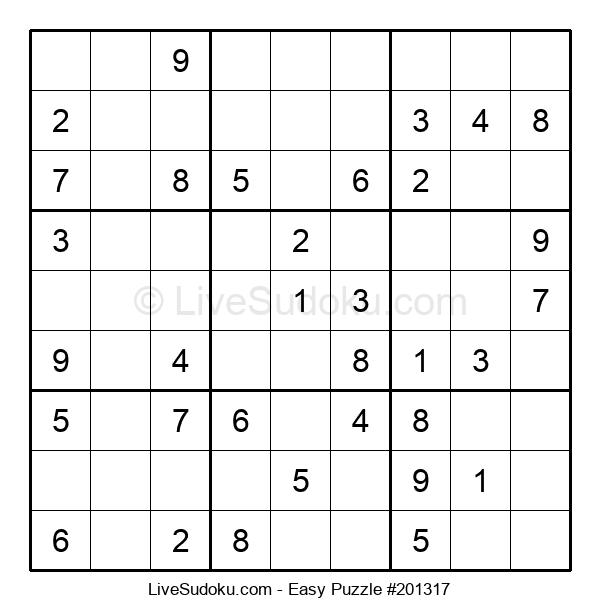 Beginners Puzzle #201317