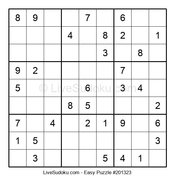 Beginners Puzzle #201323