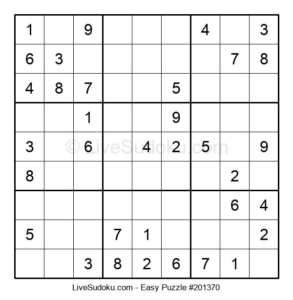 Beginners Puzzle #201370
